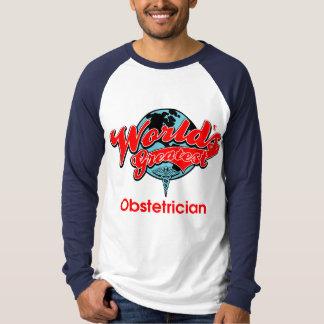World's Greatest Obstetrician T-Shirt