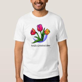 World's Greatest Oma T Shirt