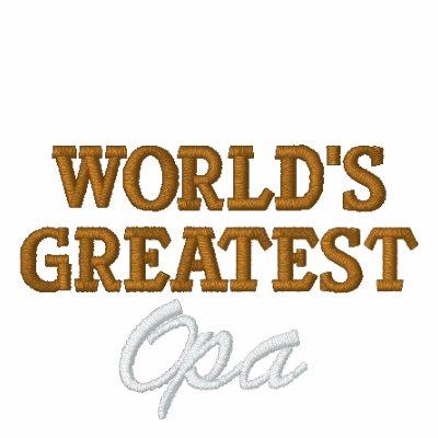 World's Greatest Opa Polo Shirt