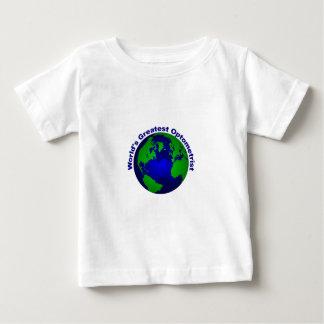 World's Greatest optometrist Baby T-Shirt