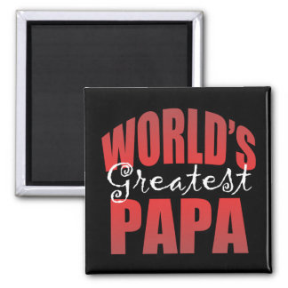 Worlds Greatest Pap Refrigerator Magnets