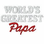 World's Greatest  Papa Hoody