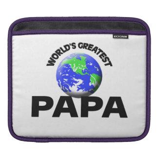 World's Greatest Papa Sleeve For iPads