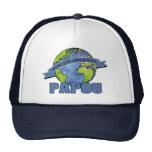 World's Greatest Papou Trucker Hat
