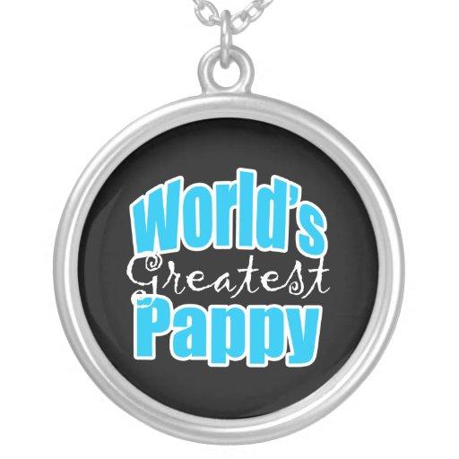 Worlds Greatest Pappy Jewelry