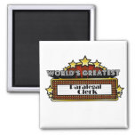 World's Greatest Paralegal Clerk Refrigerator Magnets