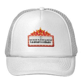 World's Greatest Paralegal Coordinator Trucker Hat