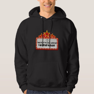 World's Greatest Paralegal Manager Hoodie