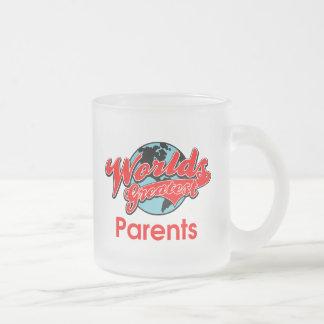 World's Greatest Parents Mugs