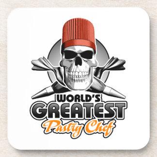 World's Greatest Pastry Chef v1 Coaster