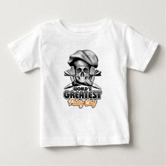 World's Greatest Pastry Chef v6 Baby T-Shirt