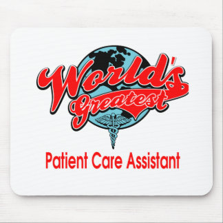 World's Greatest Patient Care Assistant Mouse Pad