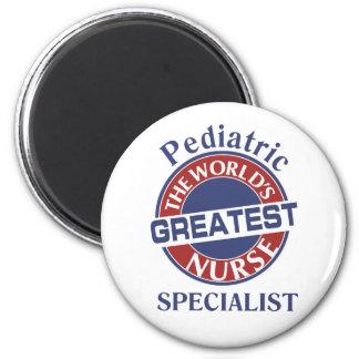 WORLDS GREATEST  PEDIATRIC NURSE SPECIALIST MAGNET