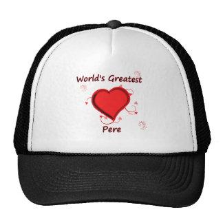 World's Greatest pere Trucker Hat