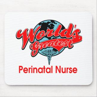 World's Greatest Perinatal Nurse Mouse Pad