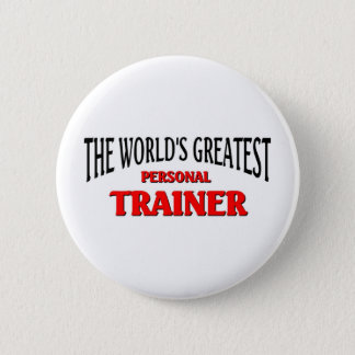 World's Greatest Personal Trainer Button