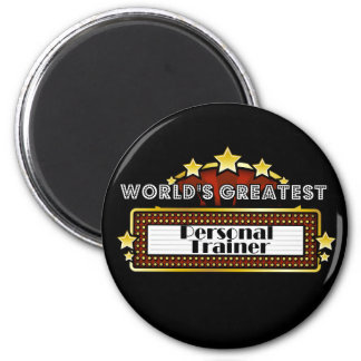 World's Greatest Personal Trainer Magnet