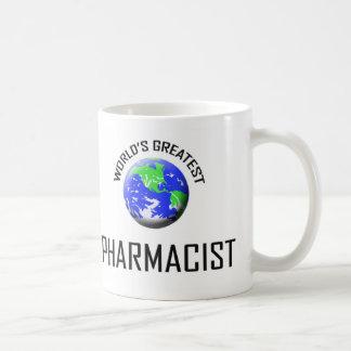 World's Greatest Pharmacist Coffee Mug