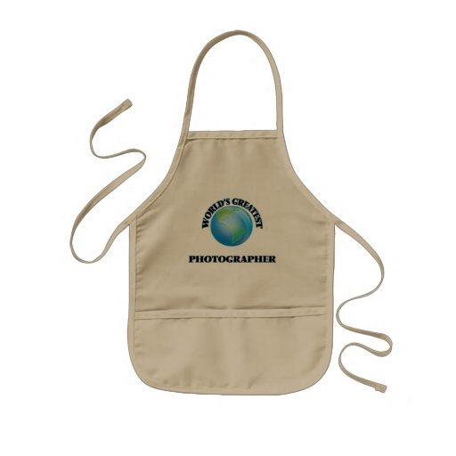World's Greatest Photographer Aprons