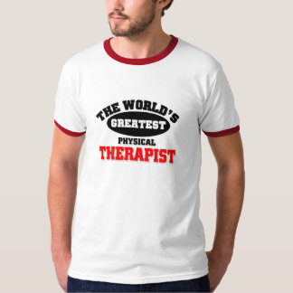 World's Greatest Physical Therapist T-Shirt