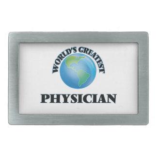 World's Greatest Physician Belt Buckle