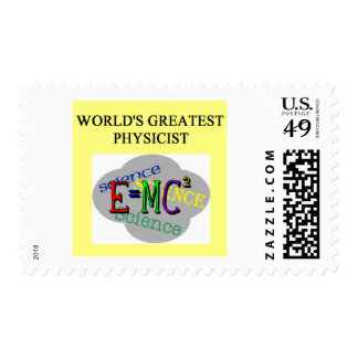 world's greatest physicist stamps