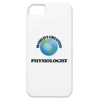 World's Greatest Physiologist iPhone 5 Case