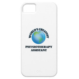 World's Greatest Physiotherapy Assistant iPhone 5 Covers