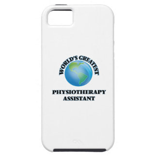 World's Greatest Physiotherapy Assistant iPhone 5/5S Covers