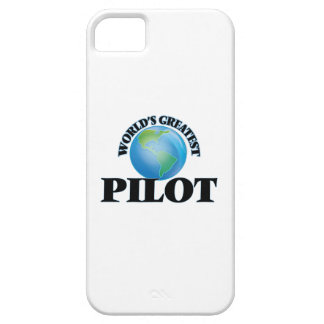 World's Greatest Pilot iPhone 5 Cases