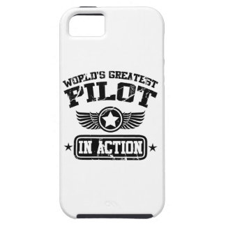 World's Greatest Pilot In Action iPhone SE/5/5s Case