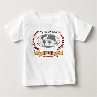 World's Greatest Pilot T Shirt