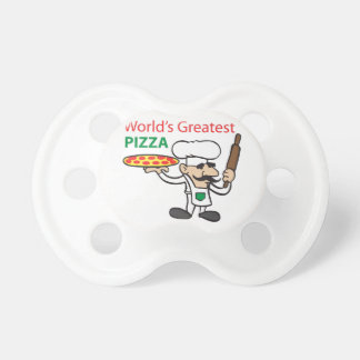 WORLDS GREATEST PIZZA BooginHead PACIFIER