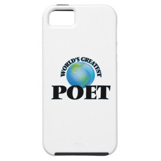 World's Greatest Poet iPhone 5 Covers