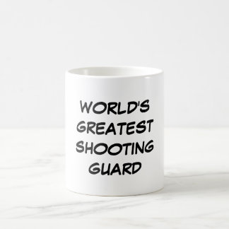 """World's Greatest Point Guard"" Mug"