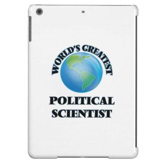 World's Greatest Political Scientist iPad Air Cover