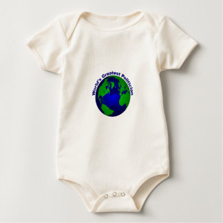 World's Greatest Politician Baby Bodysuit