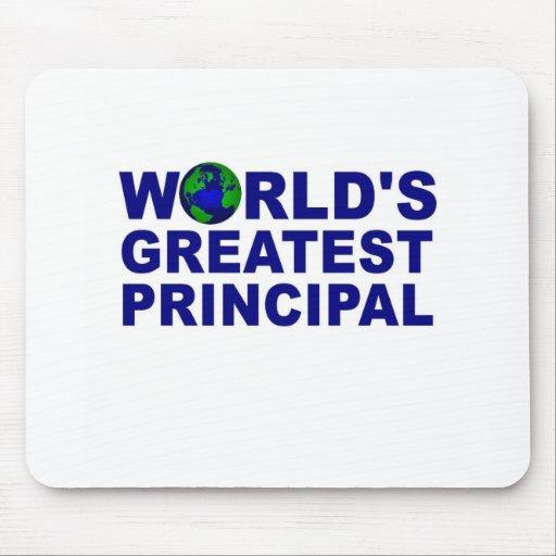 World's Greatest Principal Mouse Pad