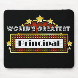World's Greatest Principal Mouse Pad