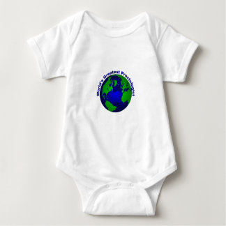 World's Greatest Proctologist Baby Bodysuit