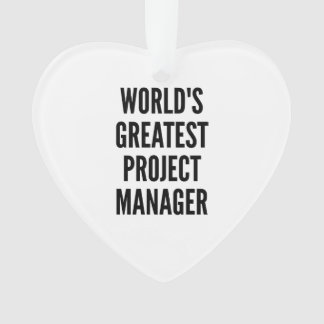 Worlds Greatest Project Manager