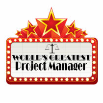 World's Greatest Project Manager Statuette