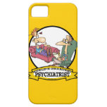 WORLDS GREATEST PSYCHIATRIST CARTOON iPhone 5 COVER