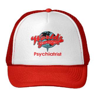 World's Greatest Psychiatrist Trucker Hat