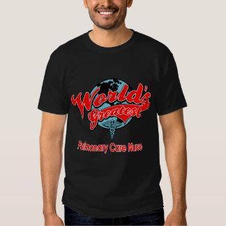 World's Greatest Pulmonary Care Nurse Shirt