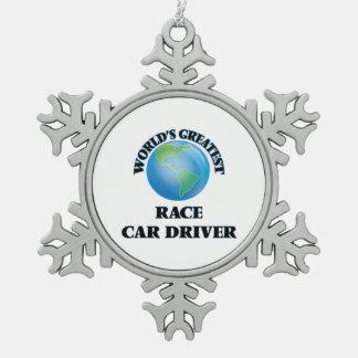 World's Greatest Race Car Driver Ornament