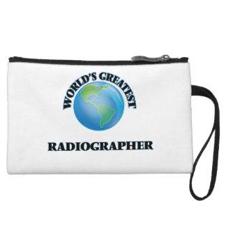 World's Greatest Radiographer Wristlet Purse