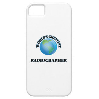 World's Greatest Radiographer iPhone 5 Cover