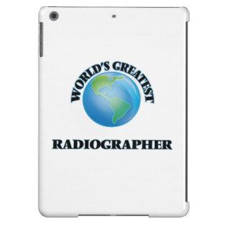 World's Greatest Radiographer iPad Air Case