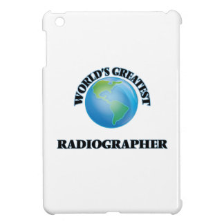 World's Greatest Radiographer Case For The iPad Mini